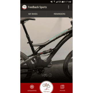Sprint Bike Repair Stand Feedback Sports Award Winning