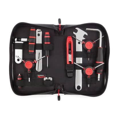 bicycle tool kit in case